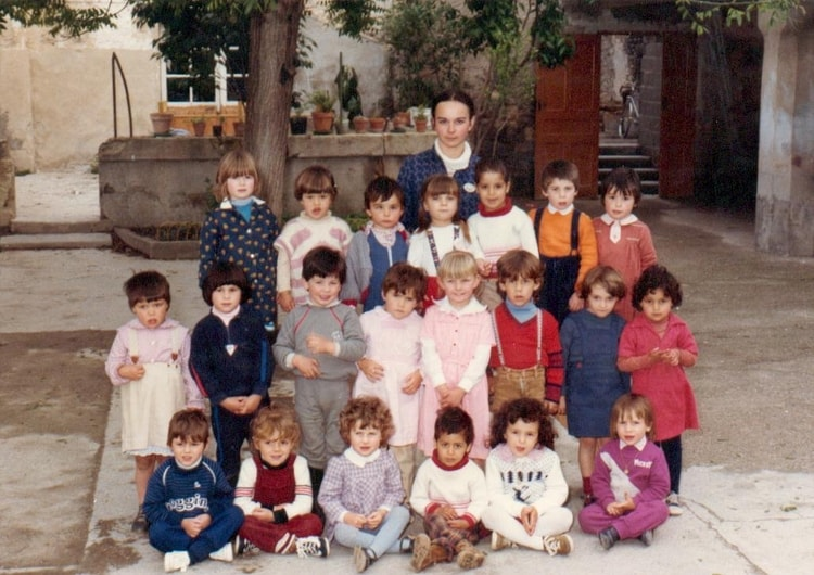 maternelle 1981